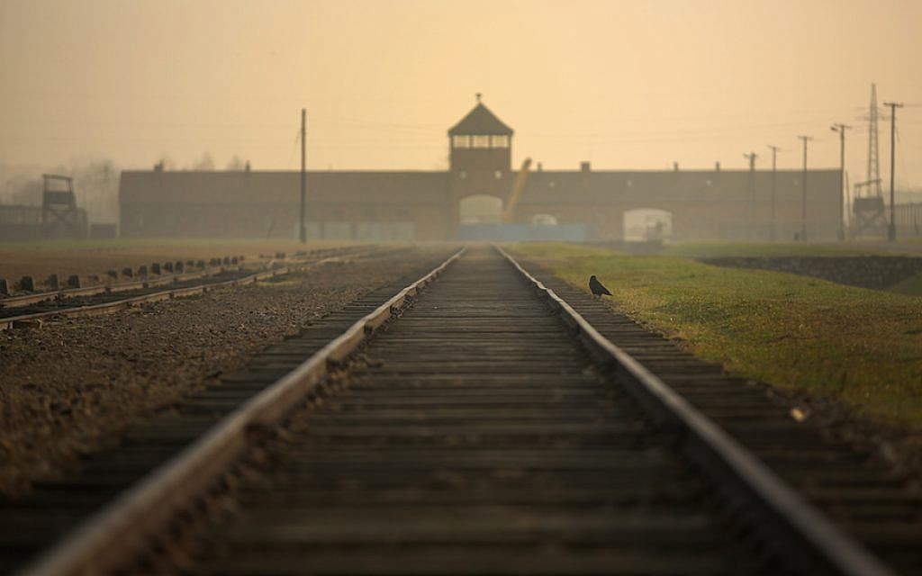 L'histoire du camp d'Auschwitz-Birkenau