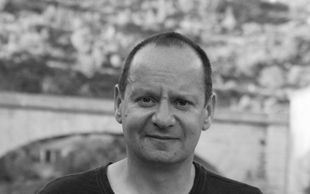 Philippe Sands, avocat et écrivain. (Crédit : Wikimedia Commons)