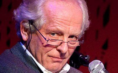 William Nygaard, directeur de la maison d'édition norvégienne Aschehoug et victime d'un attentat en 1993. (Crédit : Wikimedia)
