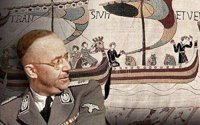 """Couverture du livre """"Le vol de la tapisserie de Bayeux"""" de Jean-Charles Stasi (Crédit: Capture d'écran éditions Tallandier)"""