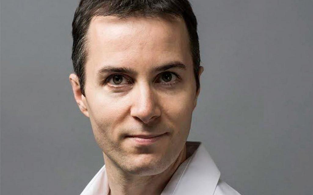 Le chercheur Laurent Joly (Crédit: ©JF PAGA)