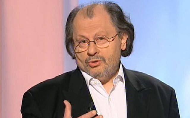 Pierre-André Taguieff en 2015 sur Arte (Crédit: capture d'écran Arte/Youtube)