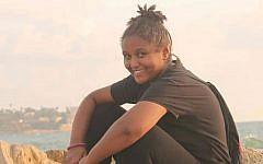 Sylvana Tsegai, retrouvée morte à Tel Aviv le 26 novembre 2018. (Autorisation)