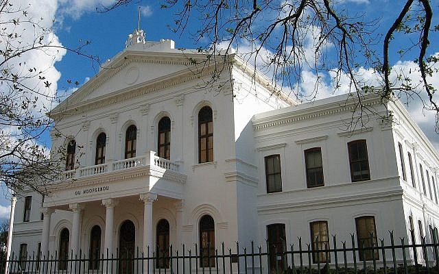 L'université Stellenbosch  (Crédit :: CC BY 3.0, Dfmalan, Wikipedia)