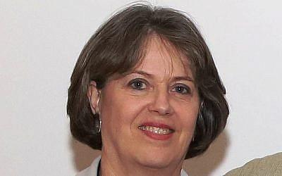 Nadine Baudot-Trajtenberg, vice-gouverneur de la Banque d'Israël (Banque d'Israël)