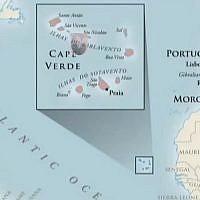 L'archipel du Cap Vert au large des côtes sénégalaises (Crédit: capture d'écran CVJHP/Youtube)