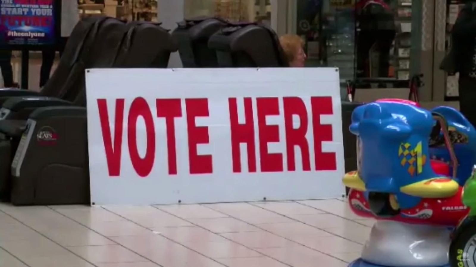 Usa les premiers bureaux de vote ouvrent pour les élections