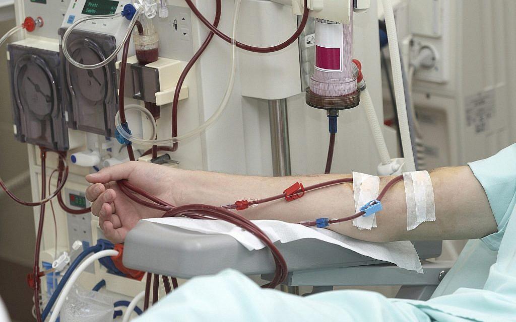 A titre d'illustration : Un appareil de dialyse pour traiter les maladies rénales. (Picsfive ; iStock by Getty Images)