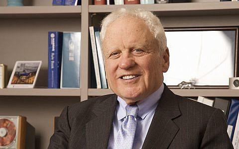 L'ancien ambassadeur des États-Unis en Roumanie Alfred Moses. (Autorisation)