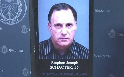 L'ex-enseignant Stephen Joseph Schacter, 55 ans, reconnu coupable de délits sexuels à Toronto (Capture d'écran : YouTube)
