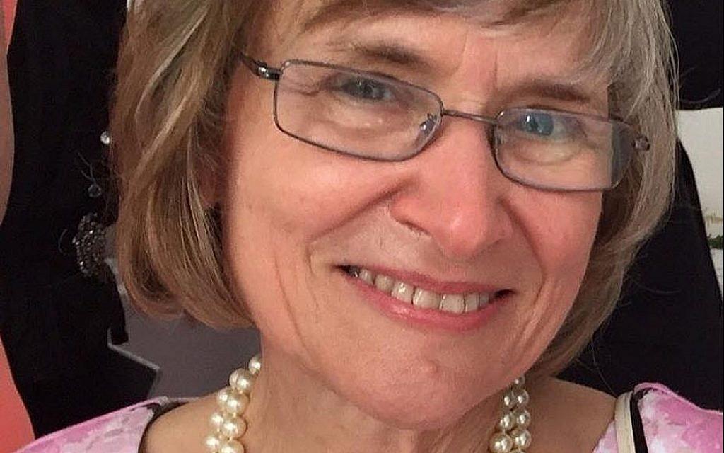 Joyce Feinberg, une victime de la fusillade de la synagogue Tree of Life, chercheuse à l'Université de Pittsburgh, a été enterrée le 31 octobre 2018. (Autorisation)