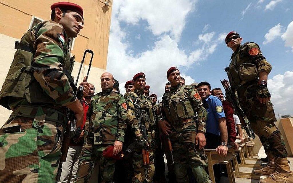 En se retirant de la syrie trump abandonne israël et les kurdes