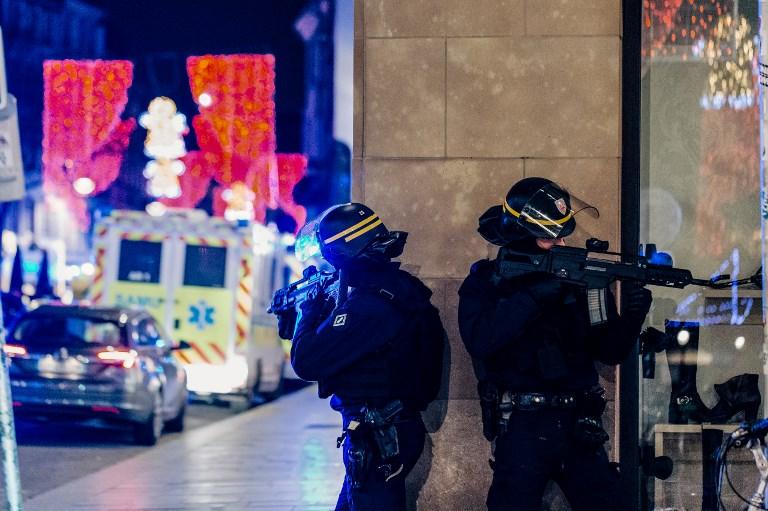 Fusillade à Strasbourg : des dizaines de victimes et plusieurs morts