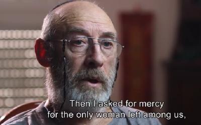 Anatoly Altman, Juif soviétique qui avait tenté de détourner un avion vers Israël (Capture d'écran :  YouTube)