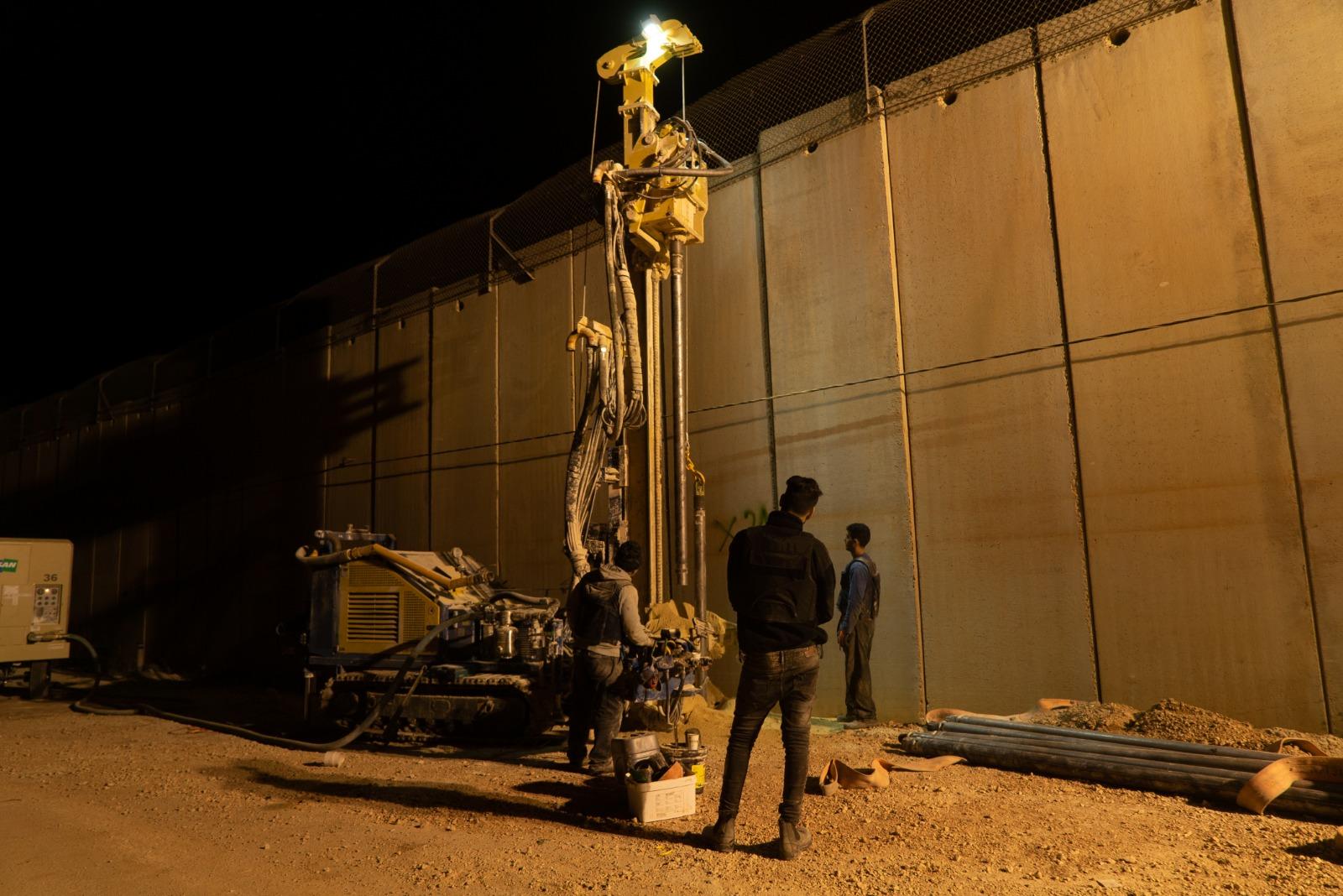 Israël lance une opération à sa frontière avec le Liban contre des tunnels du Hezbollah