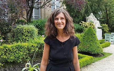 Elise Fajgeles, députée LREM (Crédit: capture d'écran Casting politique/Youtube)