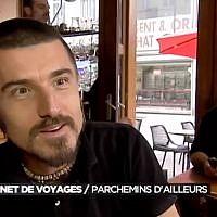 Le photographe bruxellois Pascal Mannaerts (Crédit: capture d'écran RTBF/Youtube)