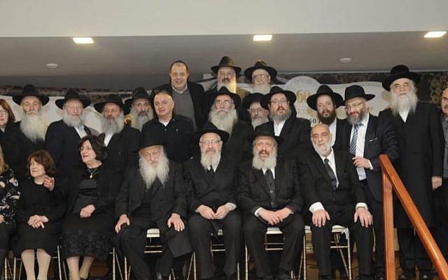 Une délégation internationale composée de 50 Grands Rabbins et dirigeants communautaires effectue une visite officielle au Maroc à l'invitation du Roi (Crédit: autorisation)