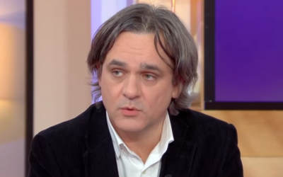 Riss, patron de Charlie Hebdo (Capture d'écran : YouTube)