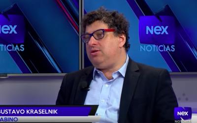 Gustavo Kraselnik (Crédit : capture d'écran YouTube)