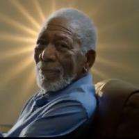 L'acteur Morgan Freeman dans une publicité pour l'entreprise de climatisation   Tadiran diffusée au mois de janvier 2019 (Capture d'écran : YouTube)