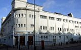 Le Golders Green Hippodrome qui abrite la mosquée. (CC BY-SA 2.0 Ceridwen/Wikipedia)