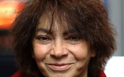 Jocelyne Saab, en 2009. (Crédit : Fabienkhan/CC BY-SA 2.5)