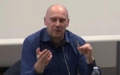 Alain Soral. (Crédit : Torpegiggio, Wikimedia commons)