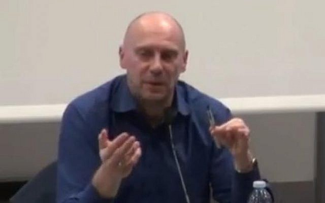 Alain Soral (Crédit : Torpegiggio, Wikimedia commons)