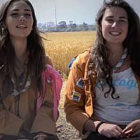 Il existe un groupe EEIF en Israël à Jérusalem (Crédit: capture d'écran EEIF en Israël/Youtube)