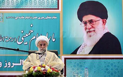 L'Iran annonce avoir testé avec succès un missile de croisière