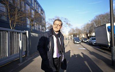 L'avocat André Chamy (Crédit: Sébastien BOZON / AFP)
