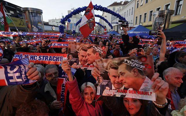 Les conservateurs arrivent en tête des législatives, selon les premières estimations — Autriche