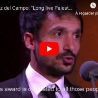 Julio Perez del Campo (Crédit : capture d'écran YouTube)