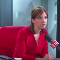 Aurore Bergé (Crédit : capture d'écran YouTube)