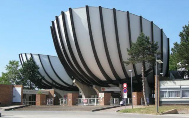 L'Université Reims-Champagne-Ardenne (URCA). (Crédit : capture d'écran Google)
