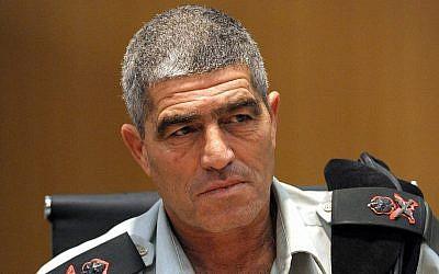Le général de division à la retraite Tal Russo. (Crédit : Bureau de presse du gouvernement)