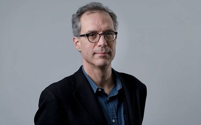David Kirkpatrick, journaliste au New York Times (Crédit : Twitter)