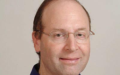 Le professeur Gideon Greif. (Crédit : Wikimedia, CC BY-SA 3.0)