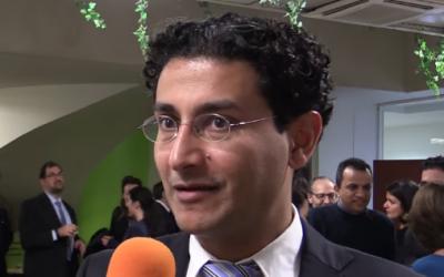ca7522d387d Elad Ratson du ministère des Affaires étrangères. (Capture d écran YouTube)
