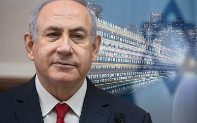 Le Premier ministre Benjamin Netanyahu. (AP Photo/Sebastian Scheiner and iStock by Getty Images)