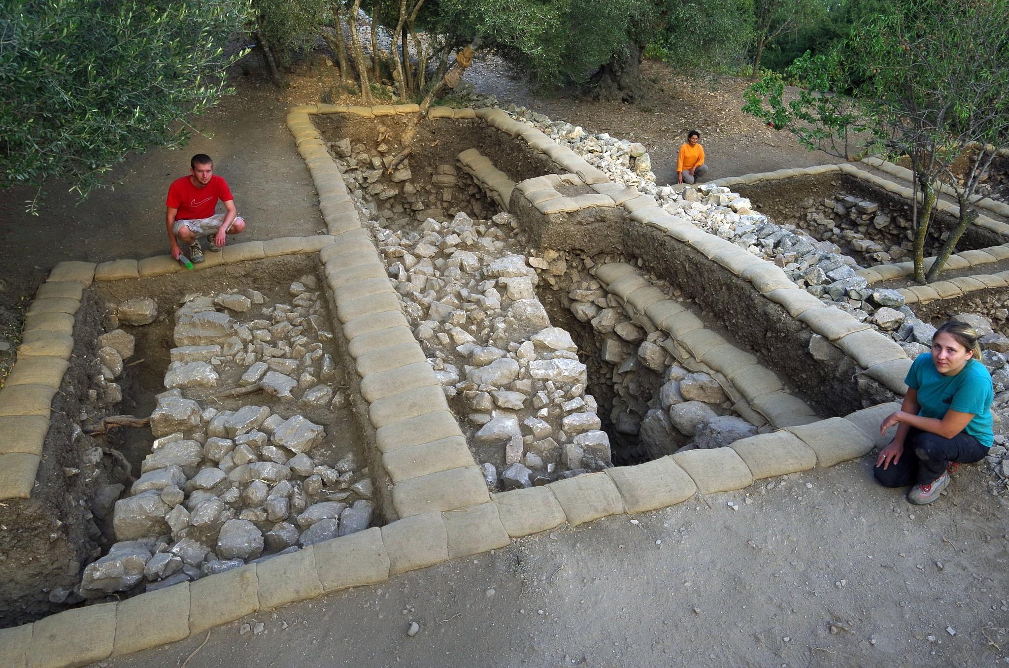 Découverte d'un site biblique lié à l'Arche d'Alliance dans le centre d'Israël