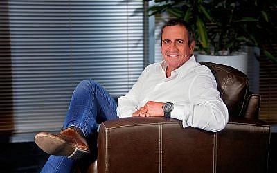 Eyal Waldman, fondateur et PDG de Mellanox. (Autorisation)
