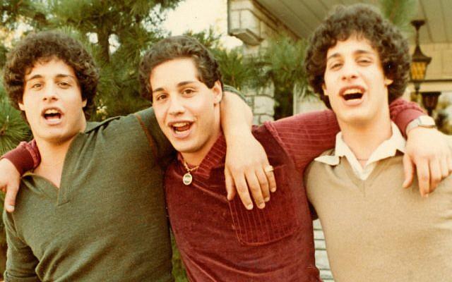 Capture d'écran de la bande-annonce du film «Three Identical Strangers» de Becky Read, présenté à la 9e édition du Festival international du film juif de Genève.