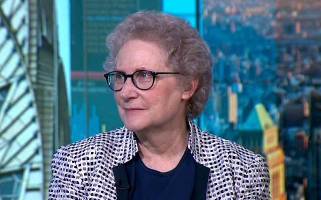 Abby Joseph Cohen, directrice de conseil et stratège en investissements chez Goldman Sachs (copie d'écran YouTube).