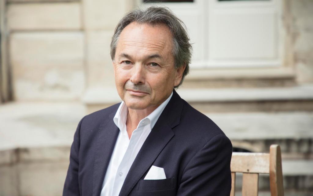 L'islamologue et géopolitologue Gilles Kepel (Crédit: F. Mantovani/Editions Gallimard)
