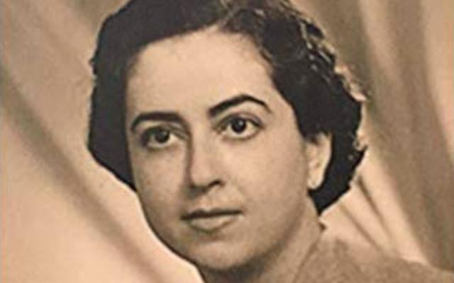 Éliane Amado Levy-Valensi. (Crédit photo : Editions Hermann)