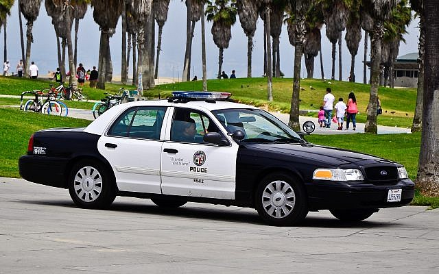 Police de Los Angeles Police Department LAPD. (Tomás Del Coro/CC BY-SA 2.0)