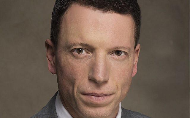 Le président de l'ADC (Anti-Defamation Commission) en Australie,  Dvir Abramovich. (Autorisation)