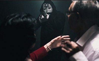 Une scène d'une campagne publicitaire télévisée du parti Responsibility for the Founders. (Capture d'écran: Kan)